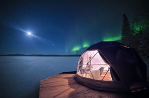 Glamping Aurora Dome