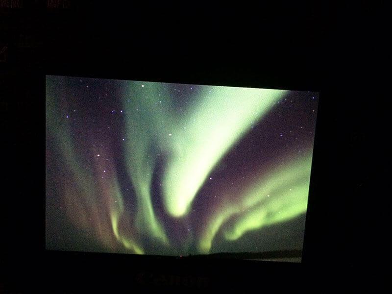 Noorderlicht Lapland