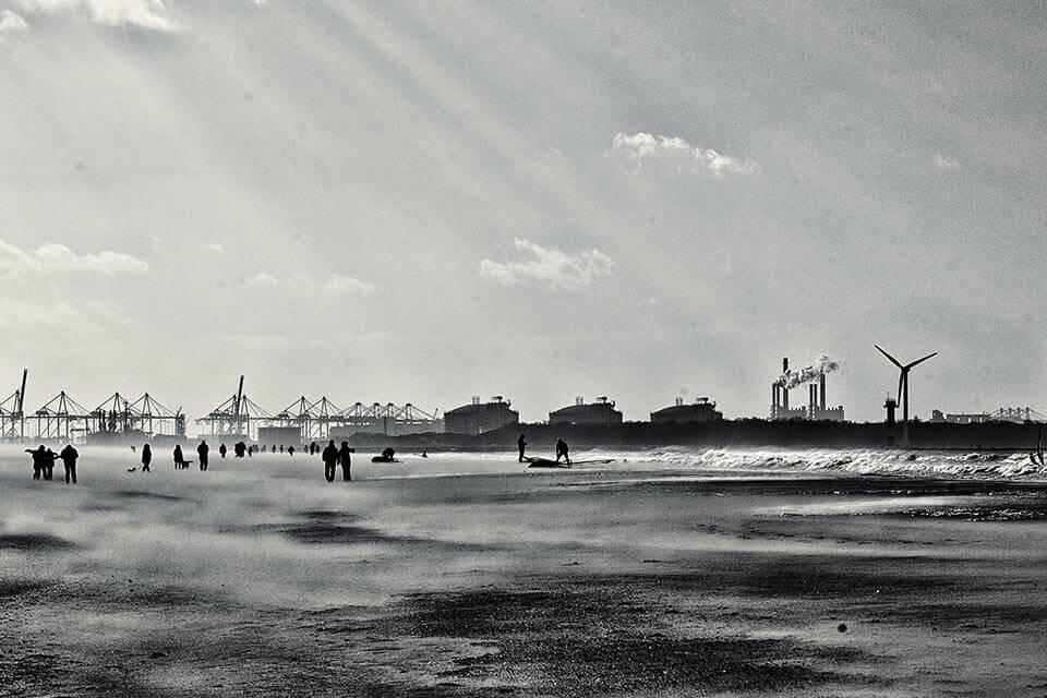 Hoek van Holland fotografie
