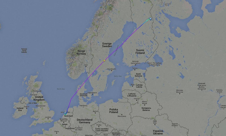 Mijn eerste keer naar Lapland