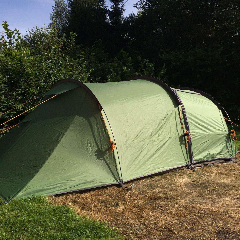 Weekendje kamperen in Drenthe