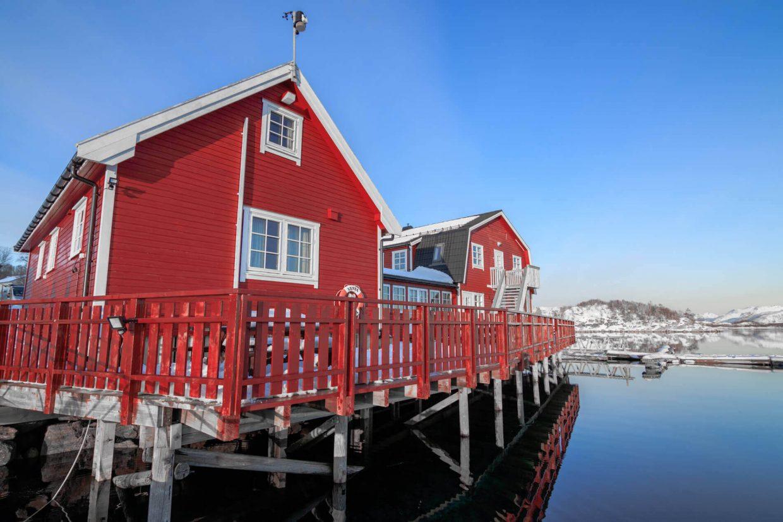Noorwegen dag 1: Groeten uit Ringstad