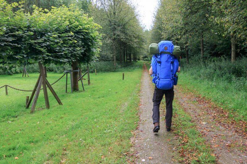 Wildkamperen Nederland
