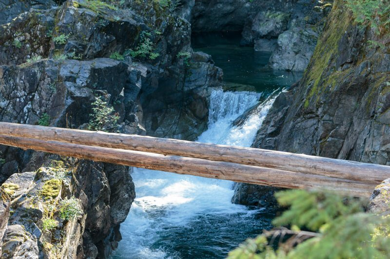 Little Qualicum Falls