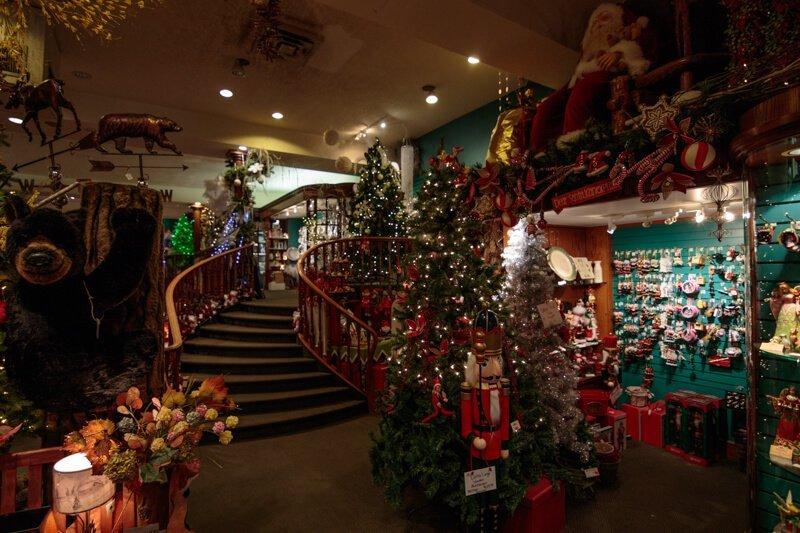 Kerstwinkel Banff