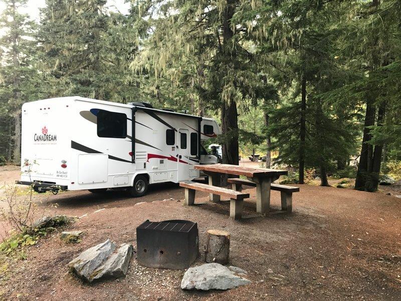 Illecilleweat Campground