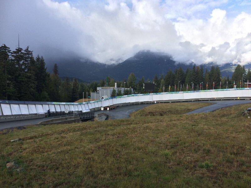 Sliding Centre Whistler