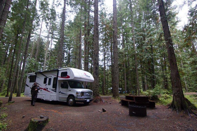 Campground Call Cheak