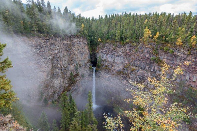 Spahat Falls Canada