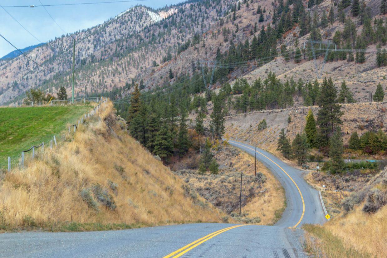 Van Kelowna naar Whistler