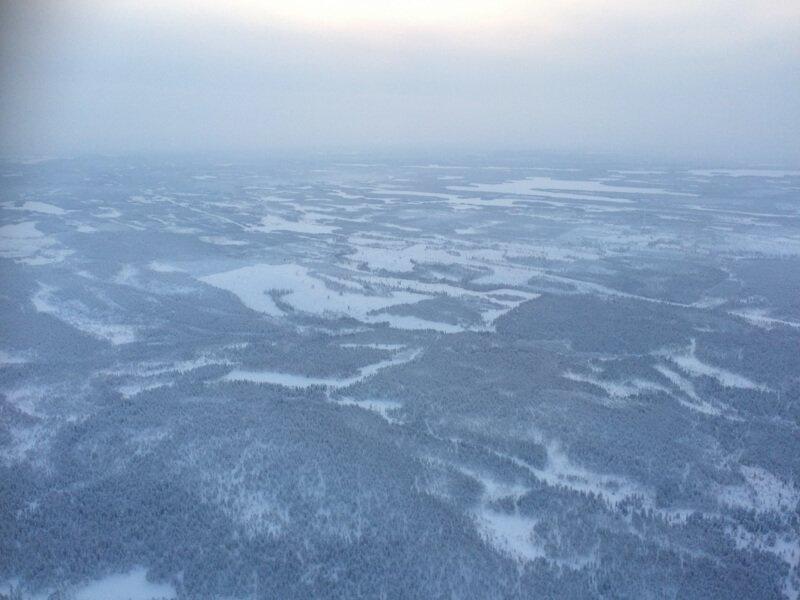 Landschap Lapland