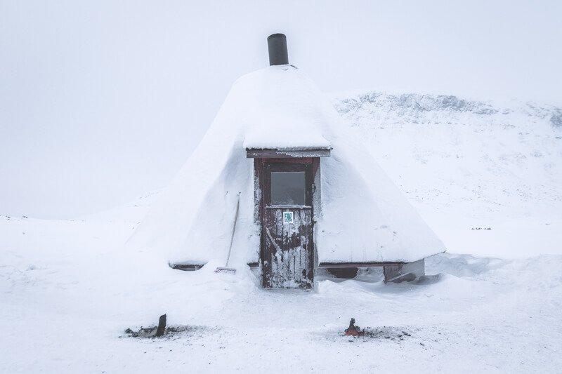 Vuurhut Saanajärvi