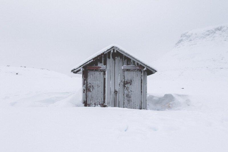 Toilet Saanajärvi