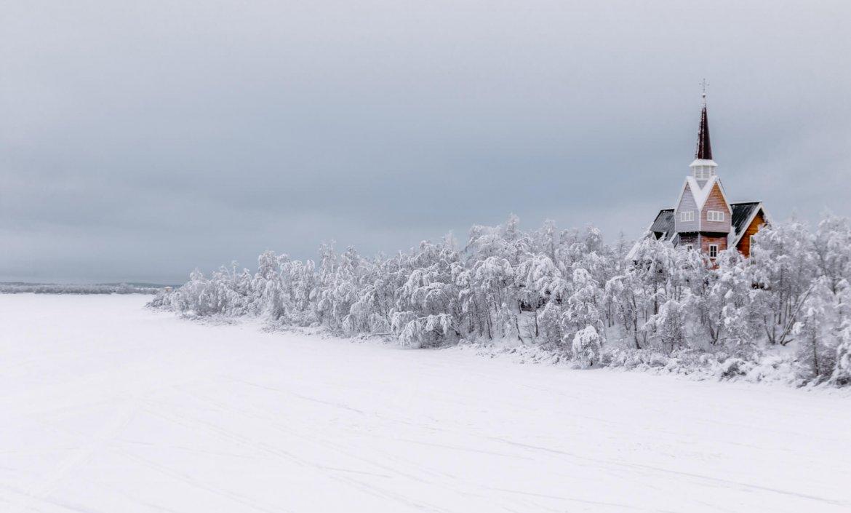 Van de toendra in Kilpisjärvi naar de taiga in Luosto
