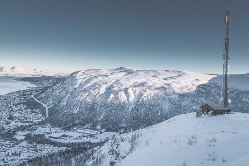 Fjellheisen Tromso
