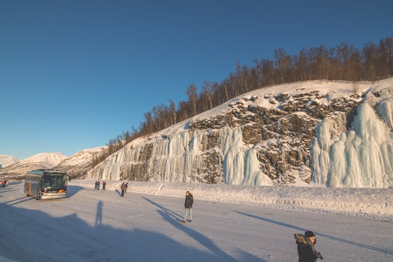 Norway Icewall