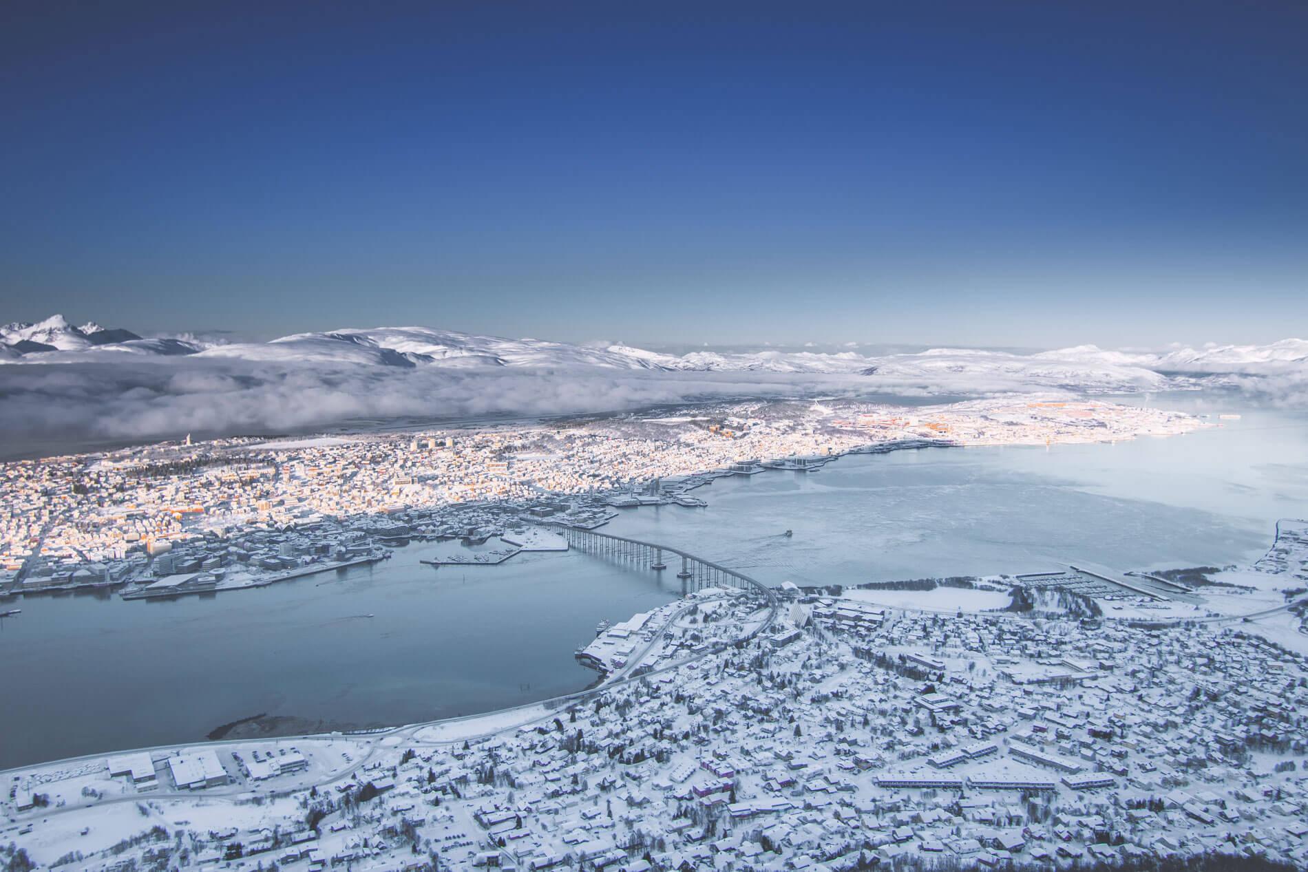 Noorderlicht Poolweek: Van Tromsø naar Kilpisjärvi