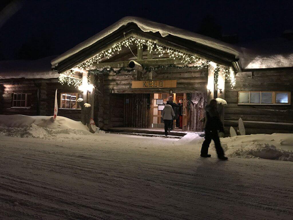 Seko Restaurant Luosto