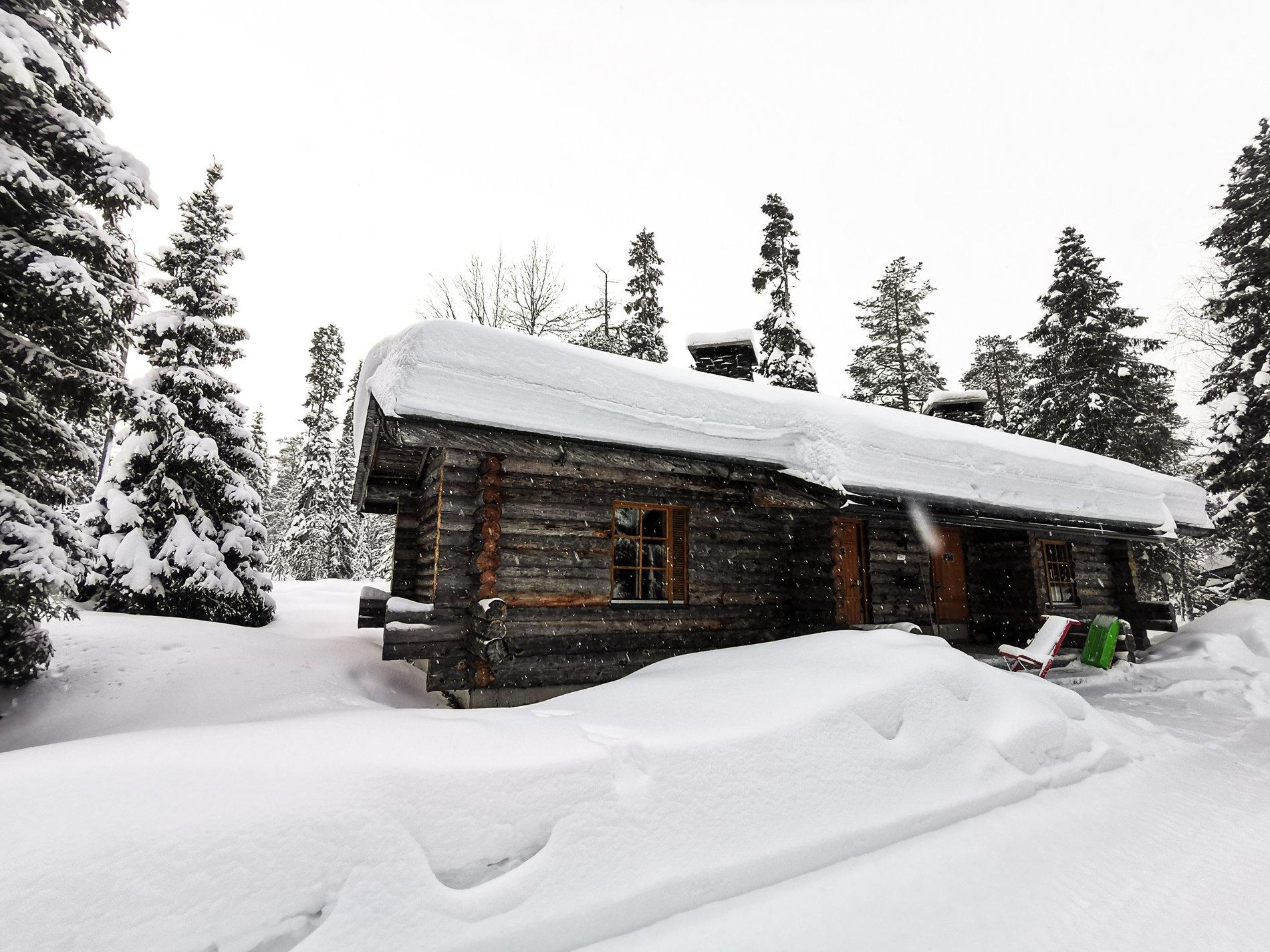 Lodge Luostotunturi Luosto