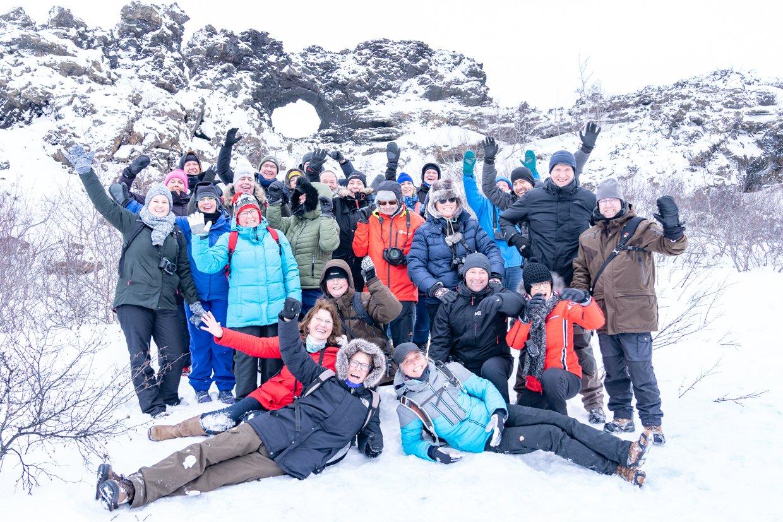 Een dag later, maar toch naar Noord-IJsland!